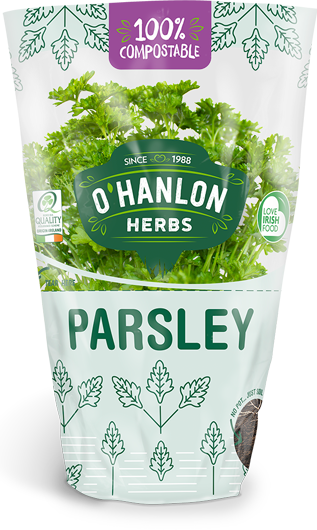 Fresh Parsley herb seasoning